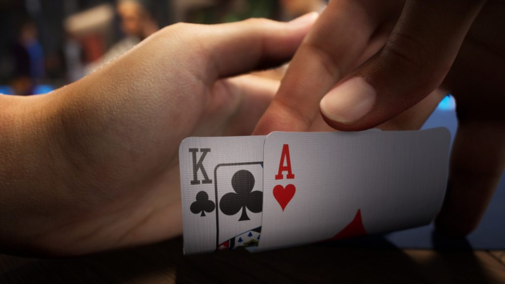 playing gambling club
